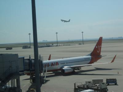 中部エリアで一番大きな空港