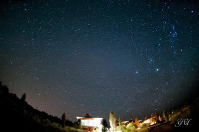 天体撮影には最高の場所