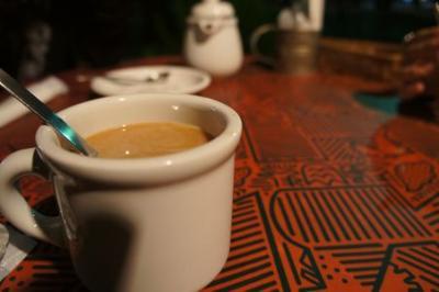 のんびりできるカフェ