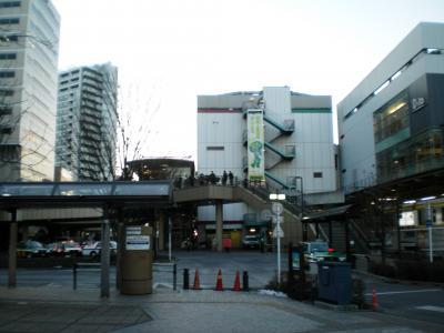 """""""ジブリ""""を契機に三鷹駅南口の再開発も行われました"""