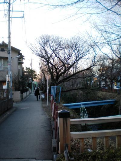 江戸中心部の飲料水をまかなった人工水路です。