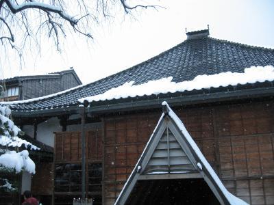 金沢城の出城。徳川を欺くために仕掛けが・・・忍者は関係ないです。