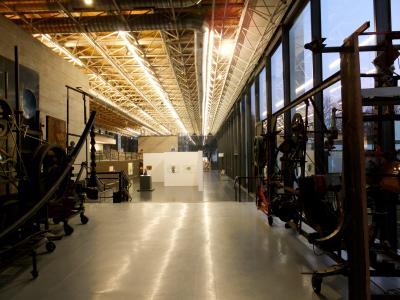 案外広い、現代美術と興味深い展示物の沢山あるアットホームな美術館