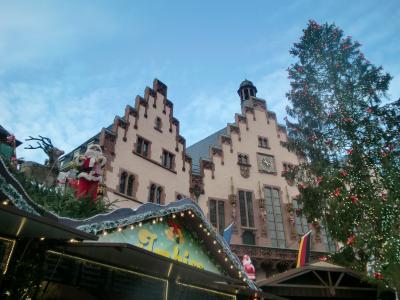 フランクフルト1番の観光スポット