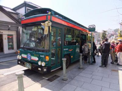 神戸の有名どころを巡回するバス
