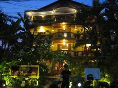 Wooden Angkor Hotel