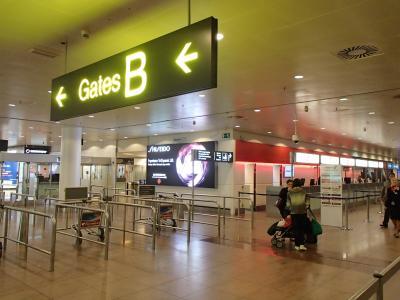 ブリュッセル空港でのタックスリファンド