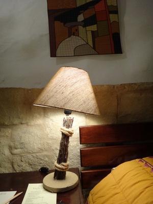ランプも可愛い♪