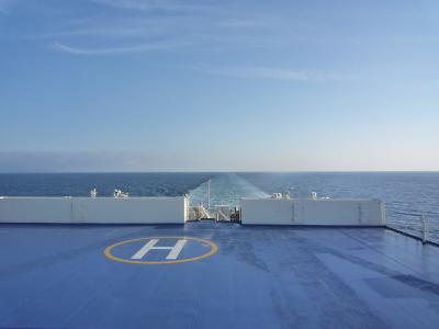 関西から北海道は無条件に新日本海フェリー