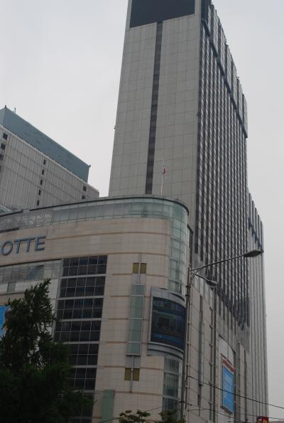 さすがの有名ホテル