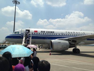 中国らしい航空会社