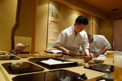 銀座最高峰 素晴らしい寿司