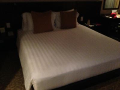 安心なホテルです