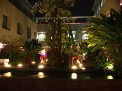 バンコク ブティック ホテル 2
