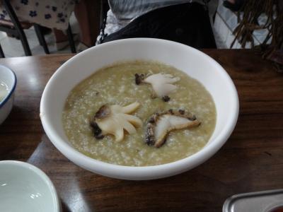アワビ粥で有名な済州家