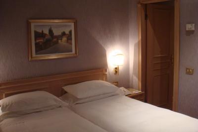 宿泊評価(Starhotels Terminus (スターホテルズ テルミナス)) 【ナポリ・イタリア】