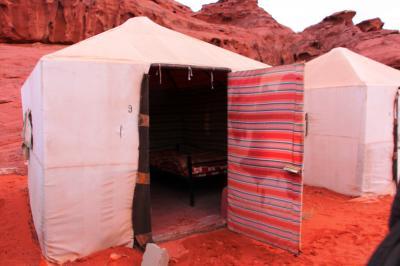 二人用のテント