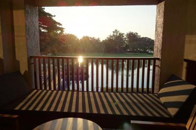 ル メリディアン チェンライ リゾート LE MERIDIEN CHIANG RAI RESORT グランドデラックスルーム に宿泊してみました。