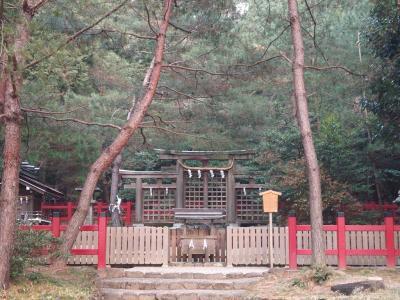 元伊勢 桧原神社