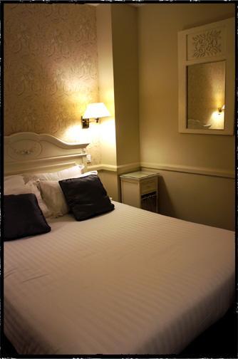 ほっとするかわいいプチホテル