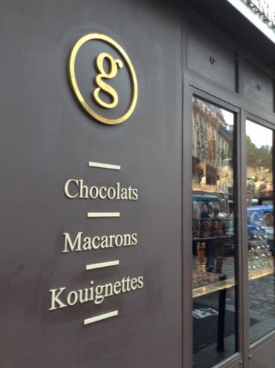おいしすぎるチョコレート屋さん
