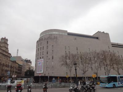 スペイン最大のデパート