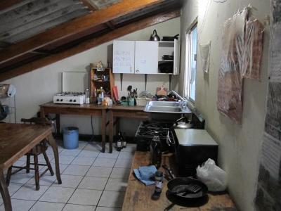 キッチン、充実している。