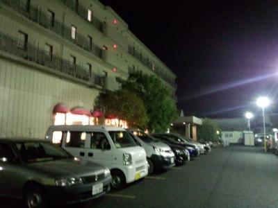 京葉工業地帯に程近いビジネスホテル!