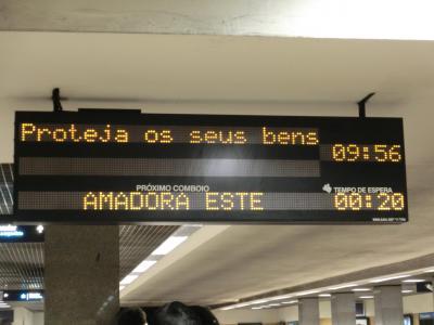 駅ごとに個性あり。