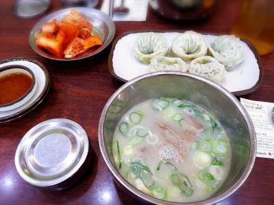川崎の韓国料理のママのおすすめで行ってきました^^