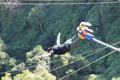 3. 2. 1. Bungee !
