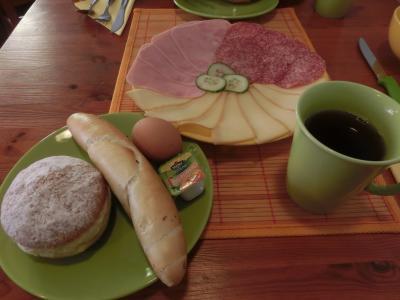 朝食込です♪