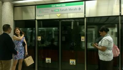 安全で清潔な地下鉄
