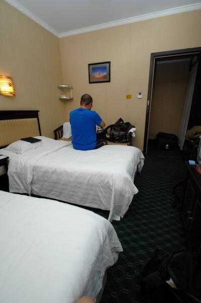 主寝室(2人部屋)