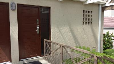 2階の部屋の入り口