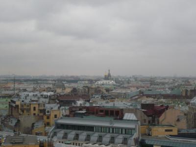 サンクトペテルブルクに行かれる方は必見!