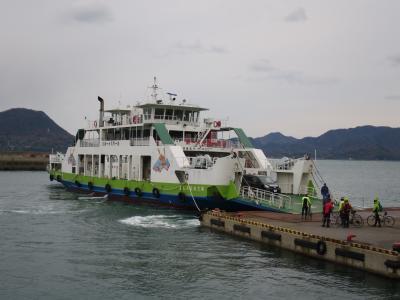大三島から広島への移動に便利