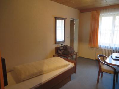 シンプルな部屋です
