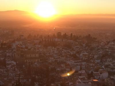 夢のような街、それがグラナダです。全てが美しい。