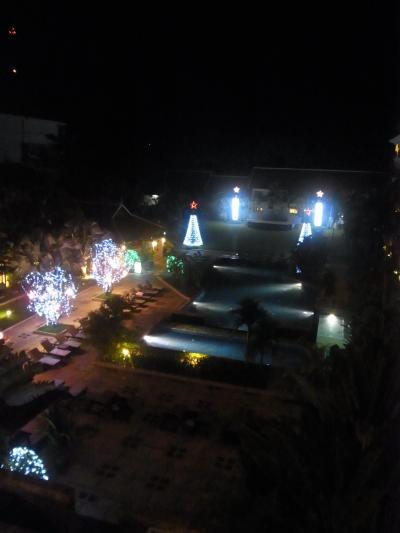 窓からの夜の眺め1