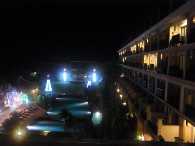 窓からの夜の眺め2