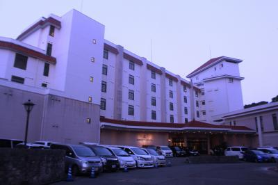 白良浜海水浴場に最も近いホテル