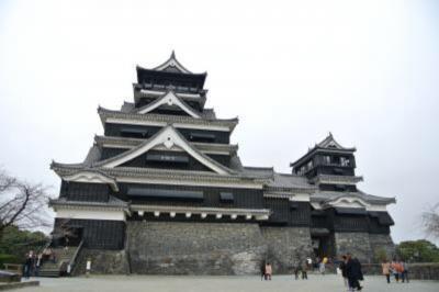 日本三名城・石垣の迫力が凄い