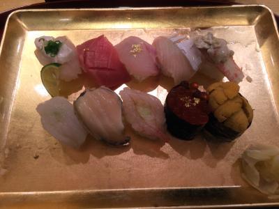 おもわず美味しいお寿司屋さんに巡りあいました