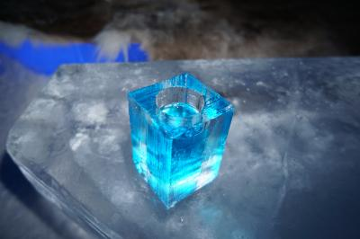 ICE BAR - Forest Fairyというカクテル