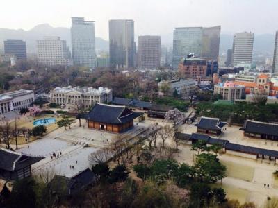韓国今昔を見ることができる