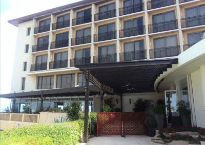 素敵なリゾートタイプのホテル
