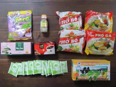 スーパーもベトナム雑貨も。お土産探しに最適なラッキープラザ