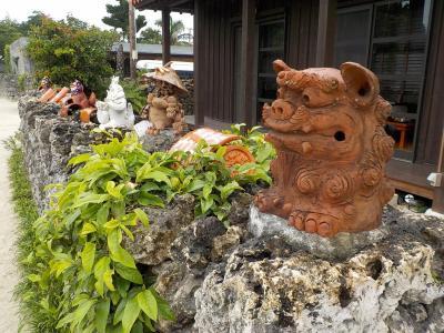 竹富島の中心部で便利、雰囲気あり