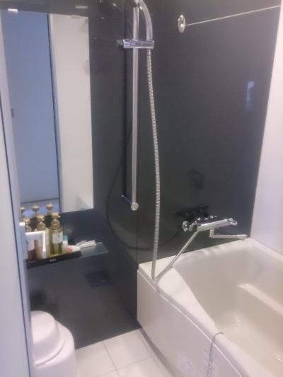 バストイレ別最高!